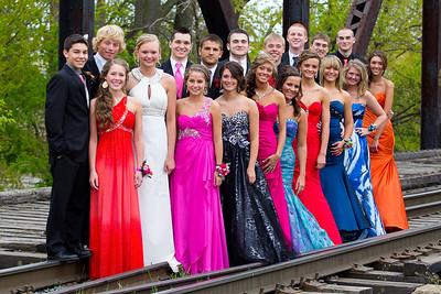 Grandville Prom 2012
